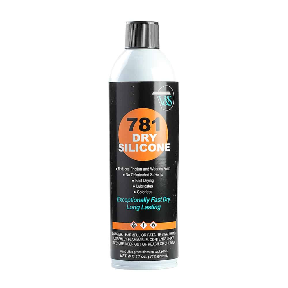 Silicone Spray Lubricant >> V S 781 Premium Dry Silicone Spray Lubricant 781