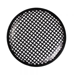 """New 12/"""" UNIVERSAL STEEL METAL MESH SPEAKER GRILL with RING DS12"""